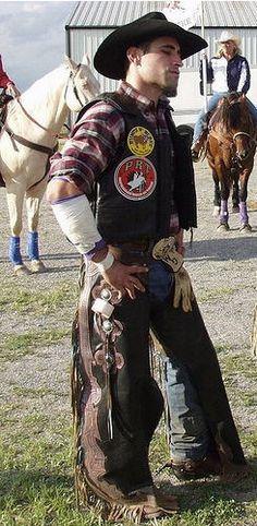 bull rider Guilherme Marchi!