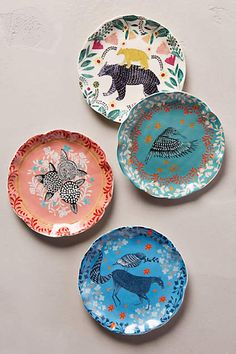 Anthropologie EU Saga Coaster.