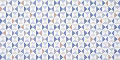 Blue Mixed mosaic-lo