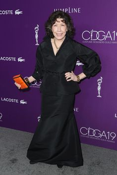 Lily Tomlin - The Best Looks from the 2017 Costume Designers Guild Awards - Photos