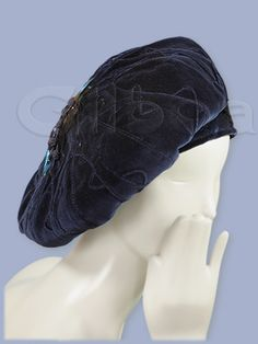 Gilboa for the Lady: The Making of Beret/Tam-style Hat H45 ...