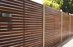1000 Images About Stained Fences On Pinterest