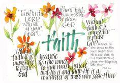 faith scriptures - Google Search