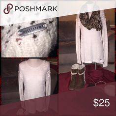 Hollister Tunic Dress Girls XL/Ladies XS Soft and stylish tunic. Looks great with boots. NWOT 💃💃💃 Hollister Sweaters