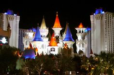 excalibur las vegas my hotel i stayed at ( =