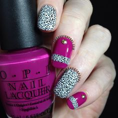 Tips and Topcoat: Inspired by an inspired by... ;)