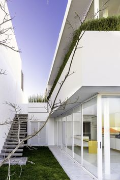 Completed in 2016 in Zibatá, Mexico. Images by Andrés Mondragón Padilla. The studio house S1, is located in Zibatá, Querétaro (México). The project starts by the concept of a young couple's ego that is not yet in the...