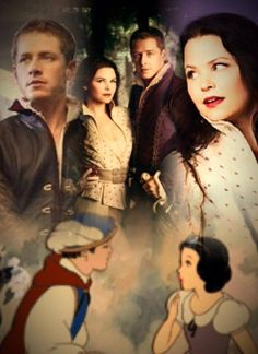 Snow and Charming #OUAT #OnceUponATime #DancingBelle