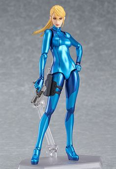 ULTRA RARE EDITION: FIGMA SAMUS ARAN: ZERO SUIT VER. METROID: OTHER M