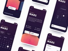 If you feel stuck, please welcome this collection of Mobile UI Designs for IOS. Flat Design Icons, Mobile Ui Design, App Ui Design, Dashboard Design, Interface Design, Design Design, Well Designed Websites, Ui Design Inspiration, Daily Inspiration