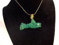 This chunky guy can see you from both sides! Guy, Fish, Pendant, Jewelry, Jewlery, Jewerly, Pisces, Hang Tags, Schmuck