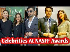 Pakistani Celebrities At The National Short Film Festival Awards - YouTube Short Film Festivals, Aiman Khan, Pakistani, Awards, Celebrities, Youtube, Movie Posters, Celebs, Film Poster