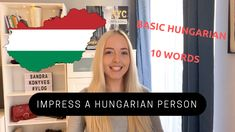 In this video, I teach you 10 basic Hungarian words. Hungarian Girls, Teaching, How To Plan, Words, Videos, Youtube, Youtubers, Video Clip, Teaching Manners