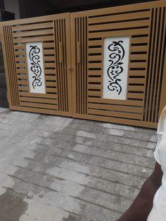 Iron Main Gate Design, Gate Wall Design, Home Gate Design, Grill Gate Design, House Main Gates Design, Front Door Design Wood, Steel Gate Design, Window Grill Design, Main Door Design