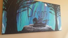 Dream land Fairy by BrushstrokesbyMeggen on Etsy