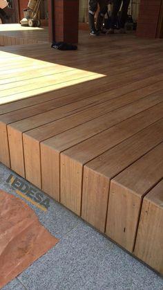 30 creative deck ideas beautiful outdoor deck design 13 - Home Decoration - Outdoor Deck Plans, Pergola Plans, Pergola Kits, Patio Deck Designs, Patio Design, Home Design, Patio Ideas, Decking Ideas, Porch Ideas