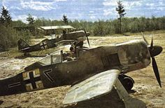 The Fw 190 was one of the most famous German World War 2 planes Click here to find out about other German WW2 airplanes.