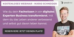 HPP-Info-Werbung : Spreadmind - Info Mario, Money, Advertising, Knowledge, Studying, Tips
