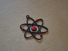 Atom by sebastianrosca - Thingiverse