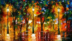 Leonid Afremov - Expectation of love