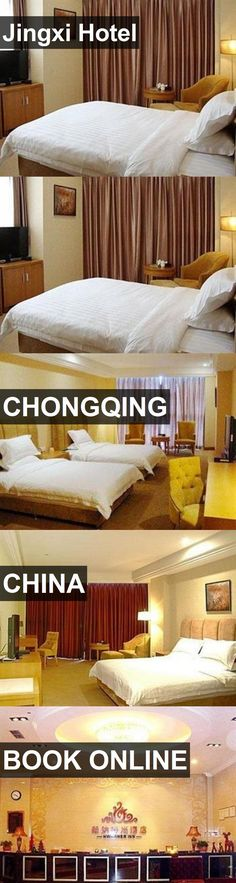 Jingxi Hotel in Chongqing, China. For more information, photos, reviews and best prices please follow the link. #China #Chongqing #travel #vacation #hotel