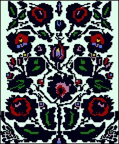 Дерево жизни .Схема машинной вышивки - купить в Львове | Етно-Вишивка
