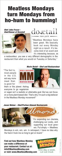 What #MeatlessMonday can do for your restaurant
