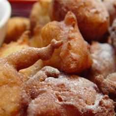 Try this Banana Fritters recipe by Chef Michael Smith. This recipe is from the show Chef At Home.