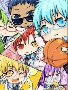 Kuroko chibi wallpaper | Anime Amino
