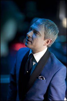 Martin Freeman looking marvellous