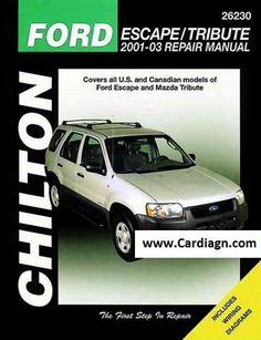 2008 mazda cx 9 grand touring oem workshop service repair manual ford escape mazda tribute chilton repair manual fandeluxe Choice Image
