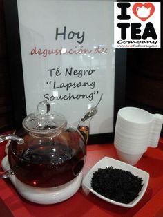 Momento Té Negro Lapsang Souchong