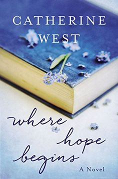 So excited about this book! Where Hope Begins is set to release on May 22nd, 2018!