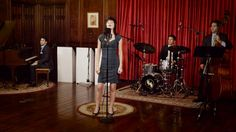 """""""Who Can It Be Now?"""" - Men At Work ('40s Jazz Cover) ft. Sara Niemietz"""