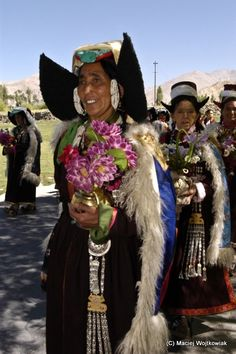 People of ladakh (jammu & kashmir)