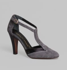 Karine Arabian Grey Nell Sandals on sale at L'Exception