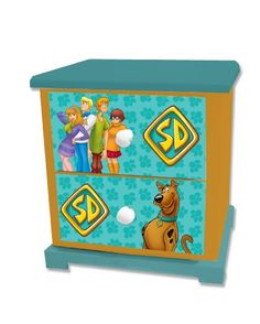 Scooby+Doo+Theme+Room | scooby doo bedding for toddlers boy girls bedroom theme warner ...