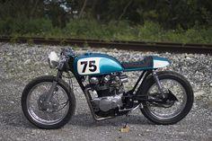 1975 Honda CB500T - Cafe Racer