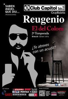 Reugenio torna al Club Capitol BCN (octubre 2013)