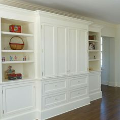 Built-in Media Cabinet Design, Pictures, Remodel, Decor and Ideas - page 2