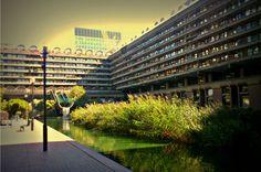 Комплексът Барбикан в Лондон (Barbican Centre London), снимка: арх. Христина Христова I garden-design.bg