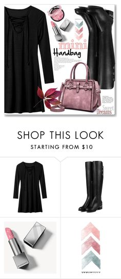 """Handbag"" by jecakns ❤ liked on Polyvore featuring Burberry"