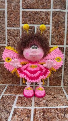 Crochet Doll Pattern, Crochet Toys Patterns, Stuffed Toys Patterns, Crochet Dolls, Doll Patterns, Crochet Skirts, Crochet Hats, Homemade Toys, Doll Tutorial
