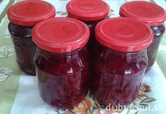 Cvikla s chrenom Preserves, Ale, Grilling, Cooking Recipes, Canning, Food, Scrappy Quilts, Author, Diet