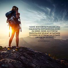 """""""Dzień, w  którym podejmujesz całkowitą  odpowiedzialność za  siebie. Dzień, w  którym przestajesz  szukać  wymówek to dzień, w  którym zaczynasz drogę na  szczyt.""""   Autor  Nieznany   #nambia#cytaty#rozwiazania#możliwości#szczęśliwedni#ćwicz#zacznij#nauka#pewnośćsiebie#piekno#kobieta   More...read   https://nambiaqoute.blogspot.com/  www.nambiabiznes.blogspot.com  https://nambia.colwayinternational.com/"""