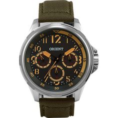Relógio Masculino Orient Analógico Esportivo MBSNM001 G2EX