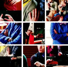 The first official episode of Ring Watch 2015!  I want a married Klaine spin off from this show - that would easily be the greatest show on television...