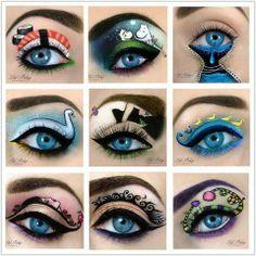 creative make up :)
