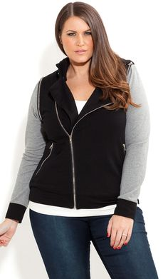 Look Cool and Stylish with for plus sized coats |