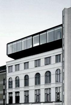 Vincent van Duysen. Antwerp penthouse
